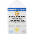 Fundraiser Mixed First Aid Kit Package with Tote