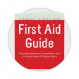 Written, printed, and published in the U.S.A., this first aid guide meets full ANSI Z308.1-2015 requirements