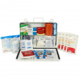 Bulk First Aid Kit, Metal, 198 Pieces, ANSI B, 50 Person