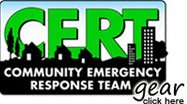 CERT Community Emergency Response Team Gear, CERT Kits and Supplies