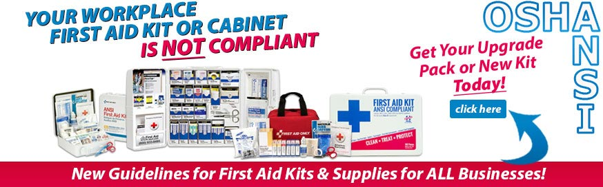 First aid product first aid kits americas favorite first aid osha compliance requirements updates fandeluxe Image collections