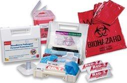 Moyuelos, Kit para Patógenos Transmitidos por la Sangre, Recoge Derramar, Suministro de Protección Personal, Kit de Limpiar Derrames de Sangre, Disposición de Moyuelos, Enfermedades Transmitidas por la Sangré, Bolsas para Patógenos Transmitidos por la Sangre, Botiquines para Derrame de Patógenos Transmitidos por la Sangre, Videos de Patógenos Transmitidos por la Sangre, Videos de entrenamiento para Patógenos Transmitidos por la Sangre, Precaución Universal, Entrenamiento de Precaución Universal