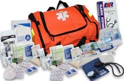 Medical and Emergency First Responder First Aid Kits, Find emergency response kits and Emergency Responder Equipment, First Responder Kits or Emergency First Aid Bags? Our Trauma Response and EMT Jump Bags come in many sizes and styles... START Bags, Triage Kits, Emergency Responder Packs, varying sizes of first aid bags - Plus, there's still room for your own personal medical supplies.