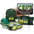 CERT Disaster Supplies