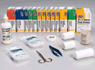 Unitized First Aid Kit Refills
