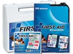 All Purpose First Aid Kits--hard plastic and soft sided. Mini Travel Kits, Personal Safety & SmartKits.