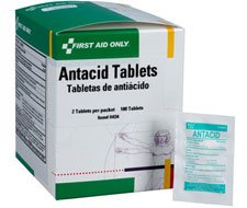 Image of Antacid Tablets - 100 per box
