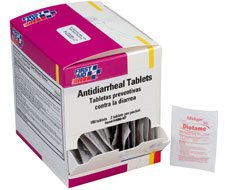 Image of Anti-Diarrhea Tablets - 100 per box