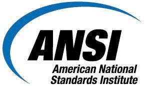 Image of ANSI Logo.