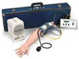 Blood Pressure Simulation, Aneroid Sphygmomanometer, Digital Blood Pressure Monitors and more - Precision Blood Pressure Cuff, Blood Pressure Simulator & Deluxe Blood Pressure Simulator with Speaker System.