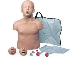 Image of Brad Jr. CPR Training Manikin with Carry Bag