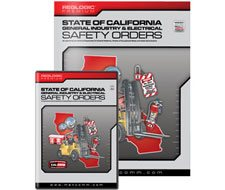 Image of Cal / OSHA General Industry Safety Orders Book & CD