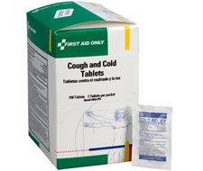 Image of Cold & Cough Tablets, No PSE - 250 per box