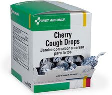 Image of Cough Drops, Cherry - 100 per box