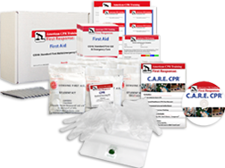 CPR, First Aid & AED Videos and DVDs. Home Learning Kits for CPR & First Aid, Student & Instructor Materials.