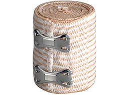 Image of Elastic ACE Bandages Latex Free with Fasteners