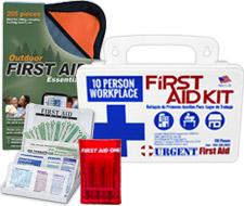 Consumer First Aid Kits