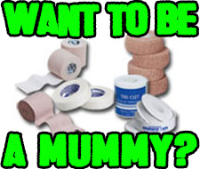 Image of Elastic Bandage Wraps,     First Aid Tape, & More