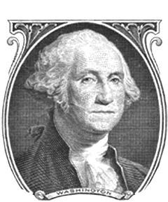 Image of 1 dollar bill