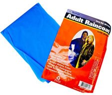 Image of Adult Emergency Poncho - Heavy Duty