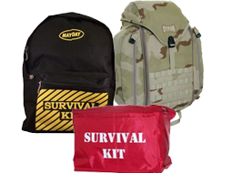 Disaster and Survival Empty Carry Bags, Carry Totes, Storage Bags, Waterproof Bags