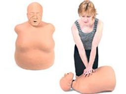 Image of Fat Old Fred CPR Training Manikin.