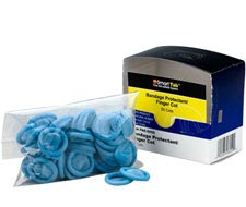 Image of Bandage Protectant Finger Cots.