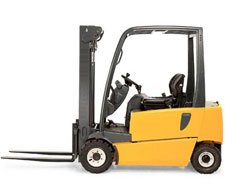 Image of fork lift