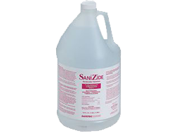 Environmental Germicidal Surface Pump Spray available in various spray bottles and gallon jugs. CDC recommends disinfectants effective against non-enveloped viruses for Ebola