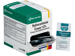 Hydrocortisone Cream is used to Relieve Minor Skin Irritations and is available in various boxes and trays.
