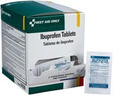 Image of Ibuprofen Tablets - 100 per box
