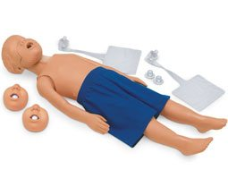 Image of Simulaids Kyle 3-Year-Old CPR Manikin