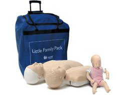 Image of Laerdal Little Family CPR Training Manikins Pack.