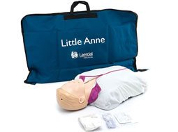 Image of Laerdal Little Anne CPR CPR Training Manikins - CPR Annie!