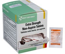 Image of Extra-Strength Non-Aspirin - 100 per box