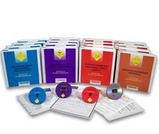 Image of OSHA  safety Topic Training CDs, DVDs, posters, and manuals.