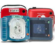 Image of Philips HeartStart OnSite Defibrillator