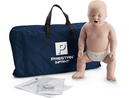 Image of Prestan Infant CPR Manikin w/ Monitor