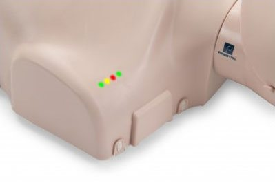 Image of Prestan Adult CPR Manikin Monitor.