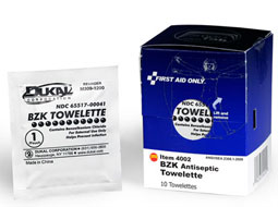 Image of OSHA SmartCompliance Antiseptics and Ointments Refills