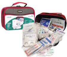 Image of LifeLine First Aid BASE CAMP FIRST KIT- First Aid Kit For a Variety of Injuries