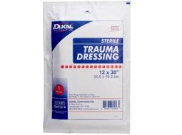 SmartTab Individual 5 X 9 Trauma Pads. Multi Trauma Dressing in packs of 25+ per case , 8 X 10 Trauma Pads.