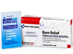 Various First Aid and Burn Care Gels and Creams available in various packs. Also Effective for Cuts, Scrapes and Abrasions.